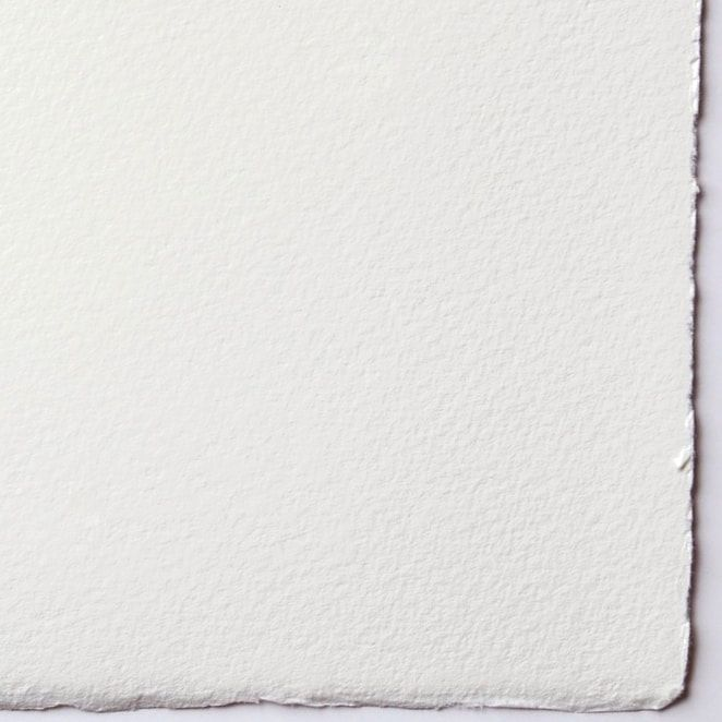 Somerset velvet paper in White