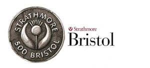Logo of the Bristol strathmore 500 paper