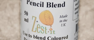 Zest it pencil blend bottle image
